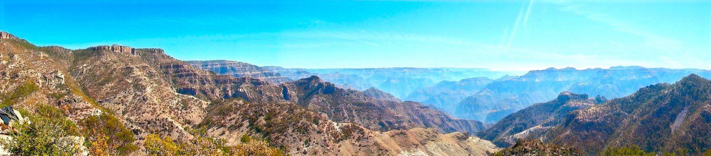 Voyage aux Canyons du Cuivre