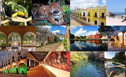 Destinations du Mexique