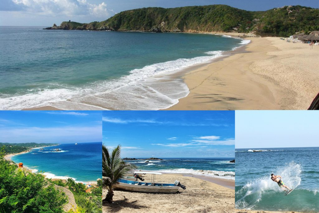 plage Oaxaca Mazunte