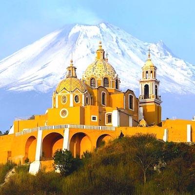 Voyage à Puebla
