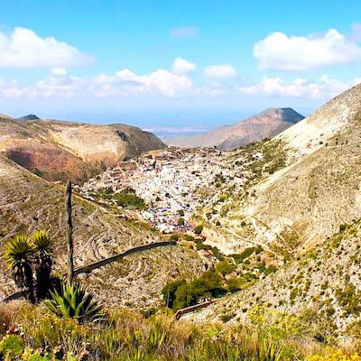 realdecatorce-village-mexique