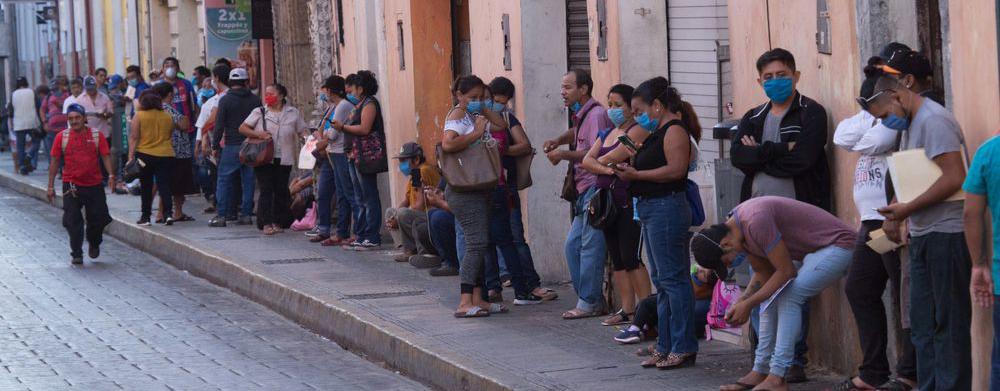 travailleurs secteur touristique mexique