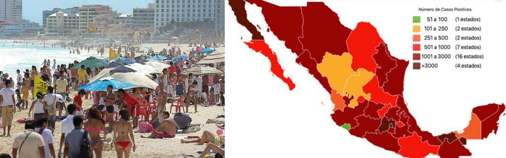Covid Mexique
